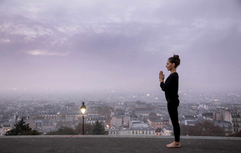 Silvia Di Rienzo Professeure de Yoga